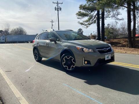 2016 Subaru Crosstrek for sale at THE AUTO FINDERS in Durham NC