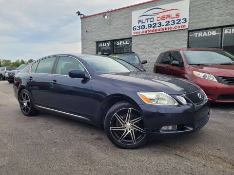 2006 Lexus GS 300 for sale at Auto Deals in Roselle IL