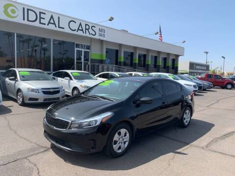 2018 Kia Forte for sale at Ideal Cars Broadway in Mesa AZ