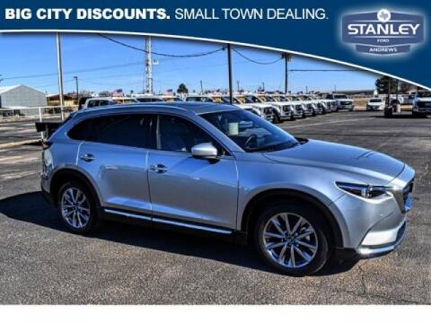 2020 Mazda CX-9 for sale at STANLEY FORD ANDREWS in Andrews TX