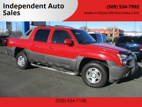 2006 Chevrolet Avalanche for sale at Independent Auto Sales #2 in Spokane WA