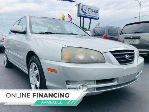 2005 Hyundai Elantra for sale at J. Tyler Auto LLC in Evansville IN