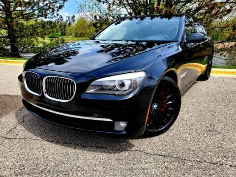 2009 BMW 7 Series for sale at Excalibur Auto Sales in Palatine IL
