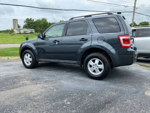 2009 Ford Escape for sale at K & P Used Cars, Inc. in Philadelphia TN