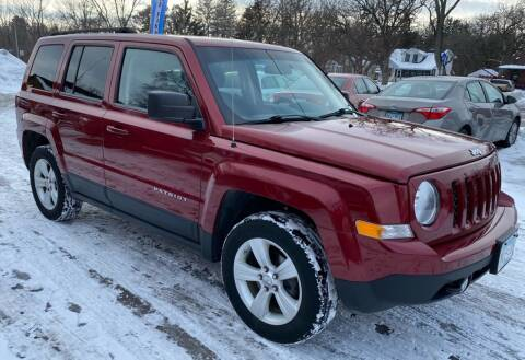 2011 Jeep Patriot for sale at Sunrise Auto Sales in Stacy MN