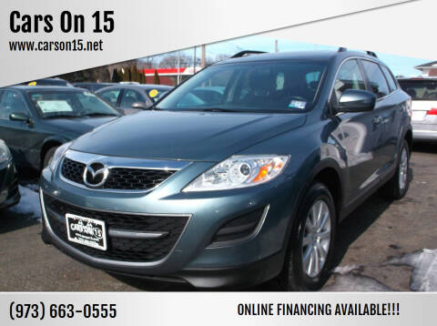 2010 Mazda CX-9 for sale at Cars On 15 in Lake Hopatcong NJ