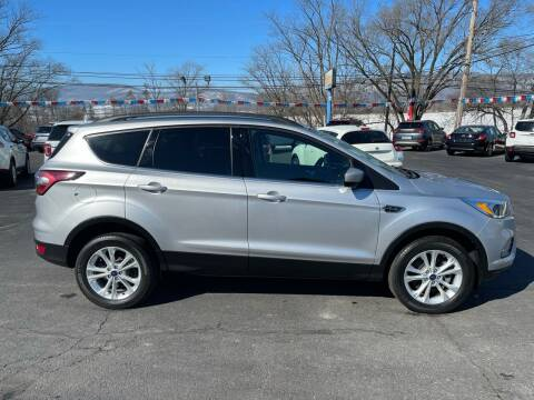 2018 Ford Escape for sale at MAGNUM MOTORS in Reedsville PA