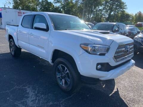 2016 Toyota Tacoma for sale at Hi-Lo Auto Sales in Frederick MD
