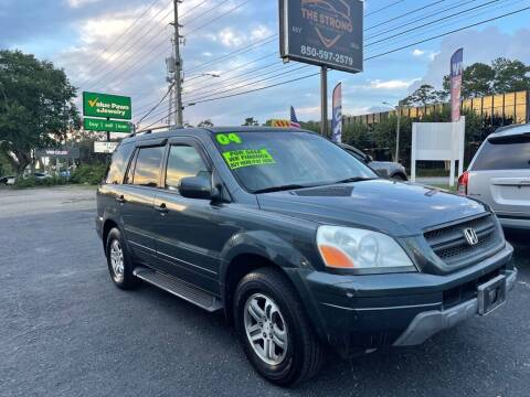 2004 Honda Pilot for sale at The Strong St. Moses Auto Sales LLC in Tallahassee FL