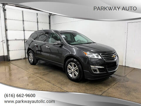 2016 Chevrolet Traverse for sale at PARKWAY AUTO in Hudsonville MI