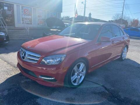 2011 Mercedes-Benz C-Class for sale at Bagwell Motors in Lowell AR