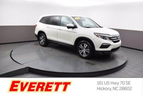 2018 Honda Pilot for sale at Everett Chevrolet Buick GMC in Hickory NC