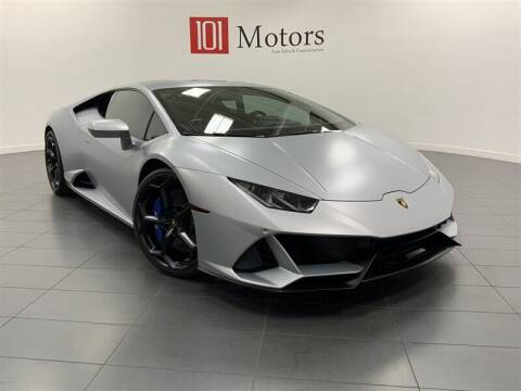 2020 Lamborghini Huracan for sale at 101 MOTORS in Tempe AZ