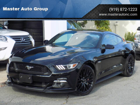 2015 Ford Mustang for sale at Master Auto Group in Raleigh NC