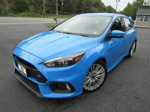 2017 Ford Focus for sale at Guarantee Automaxx in Stafford VA
