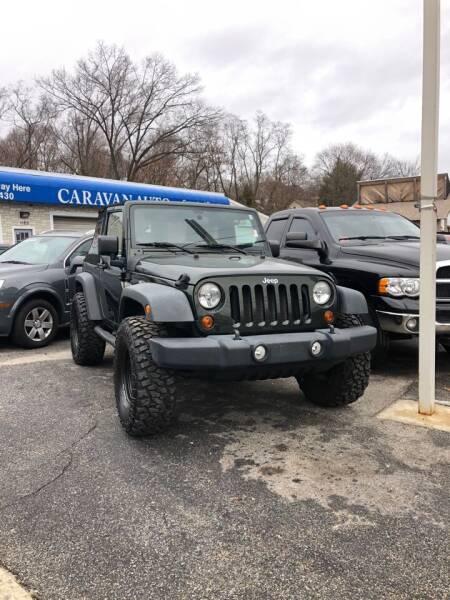 2011 Jeep Wrangler for sale at Caravan Auto in Cranston RI