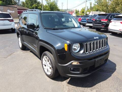 2018 Jeep Renegade for sale at RS Motors in Falconer NY