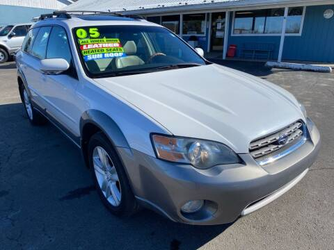 2005 Subaru Outback for sale at HACKETT & SONS LLC in Nelson PA