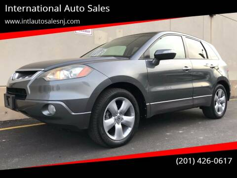 2008 Acura RDX for sale at International Auto Sales in Hasbrouck Heights NJ
