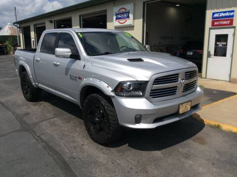 2013 RAM Ram Pickup 1500 for sale at TRI-STATE AUTO OUTLET CORP in Hokah MN