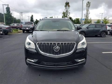 2017 Buick Enclave for sale at Lou Sobh Kia in Cumming GA