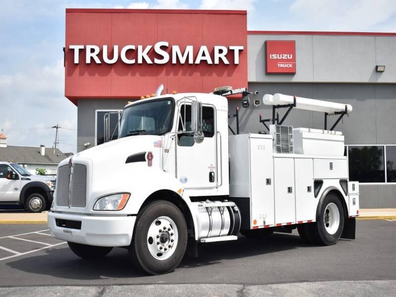 2014 Kenworth T370 for sale at Trucksmart Isuzu in Morrisville PA