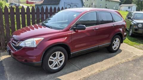 2010 Honda CR-V for sale at Kidron Kars INC in Orrville OH