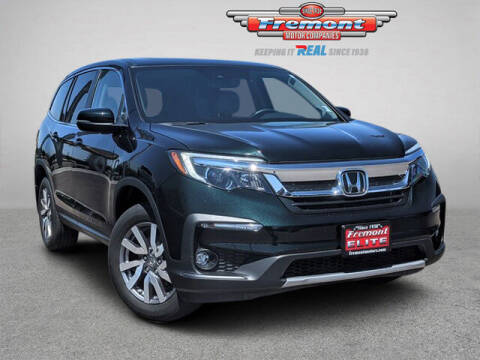 2020 Honda Pilot for sale at Rocky Mountain Commercial Trucks in Casper WY