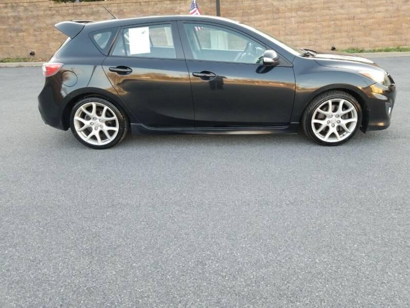 2010 Mazda MAZDASPEED3 for sale at Lehigh Valley Autoplex, Inc. in Bethlehem PA