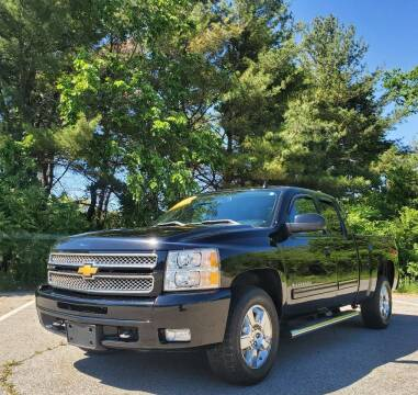 2012 Chevrolet Silverado 1500 for sale at Westford Auto Sales in Westford MA