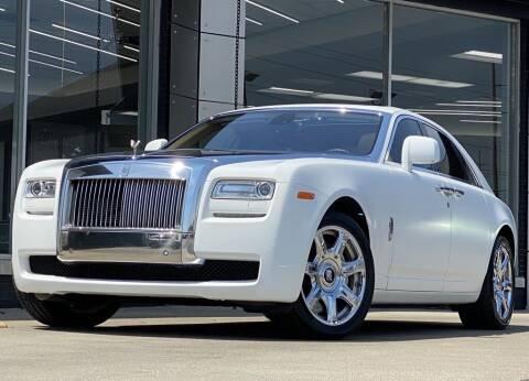 2010 Rolls-Royce Ghost