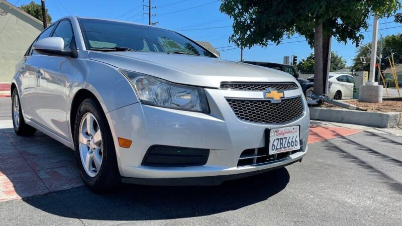 2013 Chevrolet Cruze for sale at Tristar Motors in Bell CA