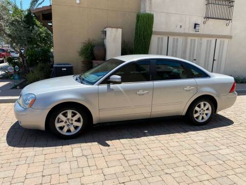 2006 Ford Five Hundred for sale at California Motor Cars in Covina CA