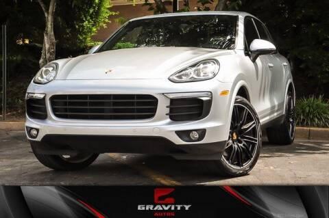 2018 Porsche Cayenne for sale at Gravity Autos Atlanta in Atlanta GA