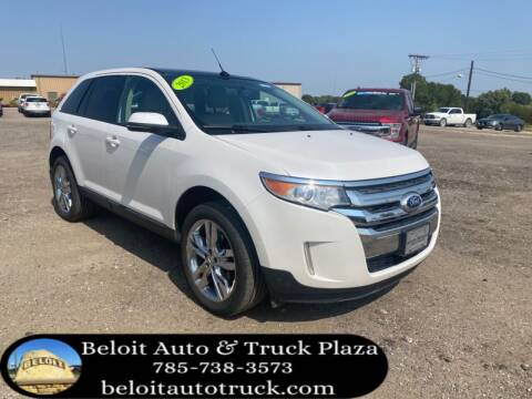 2013 Ford Edge for sale at BELOIT AUTO & TRUCK PLAZA INC in Beloit KS