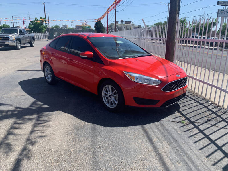 2017 Ford Focus for sale at Robert B Gibson Auto Sales INC in Albuquerque NM