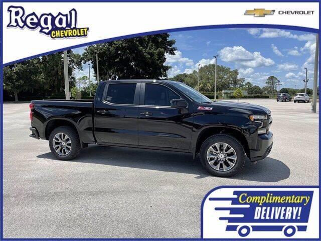 2021 Chevrolet Silverado 1500 for sale in Lakeland, FL