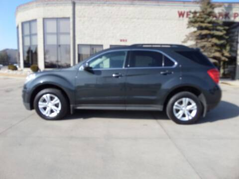 2013 Chevrolet Equinox for sale at Elite Motors in Fargo ND