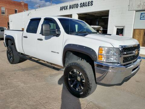 2013 Chevrolet Silverado 2500HD for sale at Apex Auto Sales in Coldwater KS