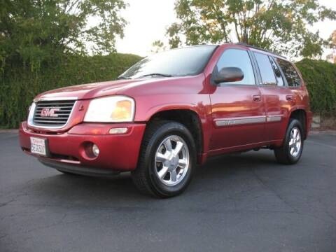 2003 GMC Envoy for sale at Mrs. B's Auto Wholesale / Cash For Cars in Livermore CA