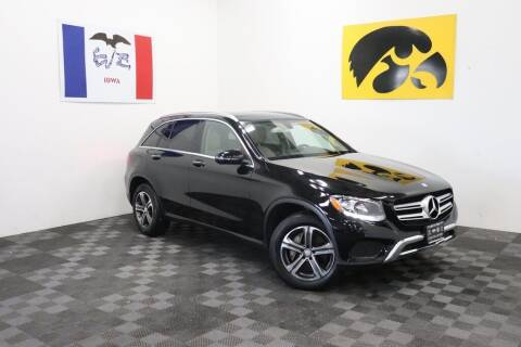 2016 Mercedes-Benz GLC for sale at Carousel Auto Group in Iowa City IA