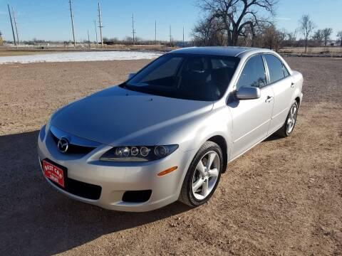 2006 Mazda MAZDA6 for sale at Best Car Sales in Rapid City SD