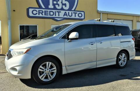 2011 Nissan Quest for sale at Buy Here Pay Here Lawton.com in Lawton OK