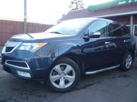 2010 Acura MDX for sale at Sindibad Auto Sale, LLC in Englewood CO