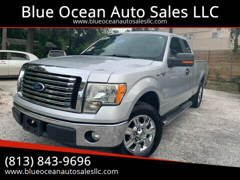 2011 Ford F-150 for sale at Blue Ocean Auto Sales LLC in Tampa FL