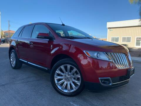 2014 Lincoln MKX for sale at Boktor Motors in Las Vegas NV