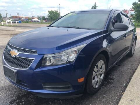 2012 Chevrolet Cruze for sale at 5 STAR MOTORS 1 & 2 in Louisville KY