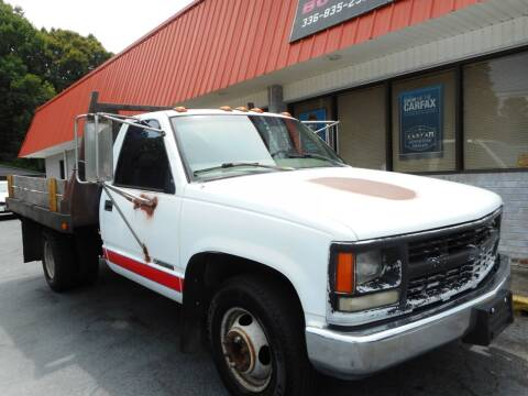 1999 Chevrolet C/K 3500 Series for sale at Super Sports & Imports in Jonesville NC