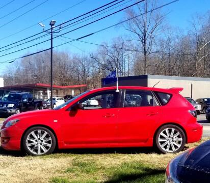 2009 Mazda MAZDASPEED3 for sale at Car Guys in Lenoir NC