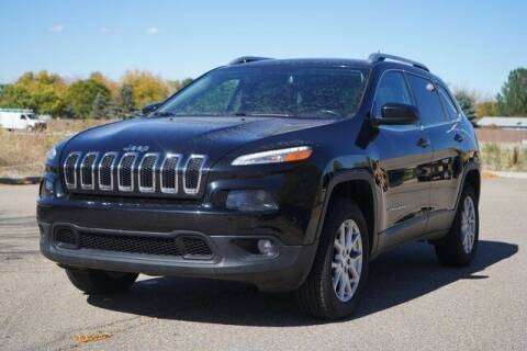 2015 Jeep Cherokee for sale at COURTESY MAZDA in Longmont CO